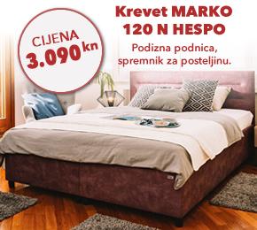 Krevet MARKO 120 N HESPO