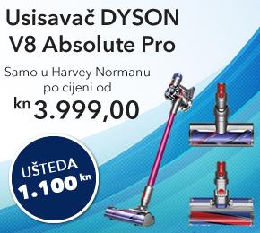 Usisavač DYSON V8 Absolute Pro