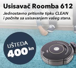 Usisavač Roomba 612