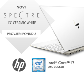 Prijenosno računalo HP Spectre 13-af007