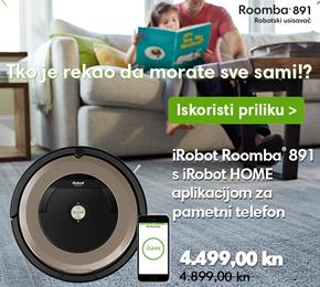 Usisavač IROBOT Roomba 891